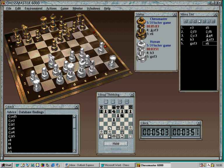 The future is here AlphaZero learns chess