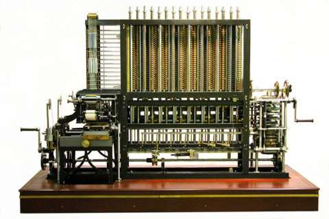 who is charles babbage and what did he invent