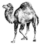 140px-Perl-camel-small