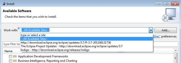 Developing with PHP and Eclipse (Indigo)