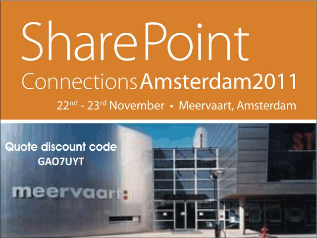 sharepointamsterdamsq