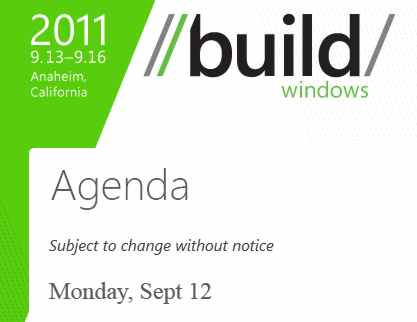 buildagenda