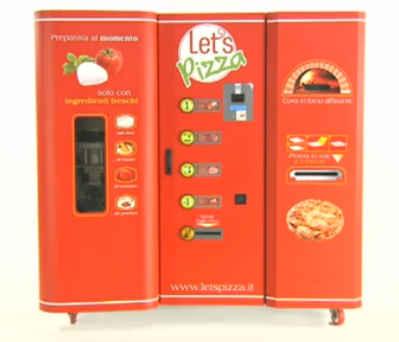 robot pizza maker. Black Bedroom Furniture Sets. Home Design Ideas