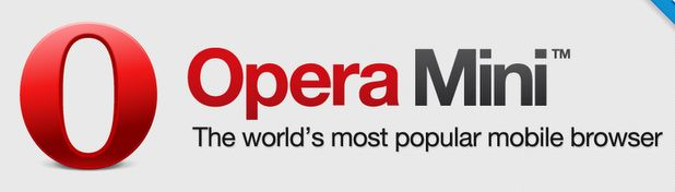 Opera Mobile and Mini for Android