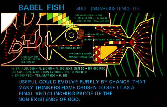 Babel Fish Is Real, But Who Pa...
