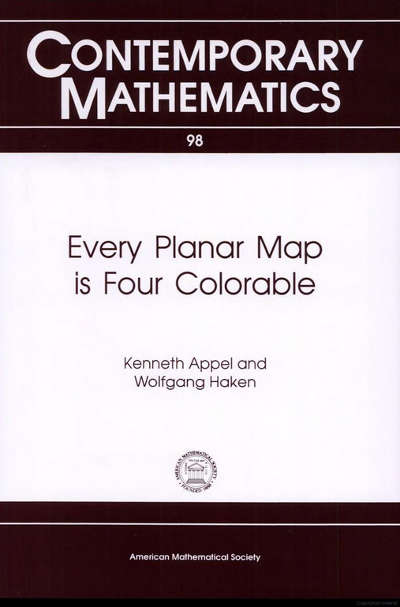 Kenneth Appel Remembered For Four Color Theorem Proof
