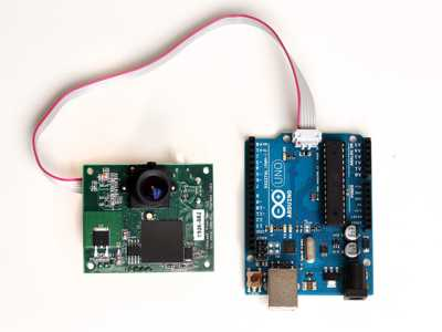 Pixy - Low Cost Camera Recognizes Objects