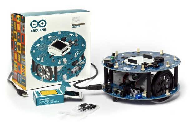 The Official Arduino Robot