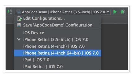 AppCode 2 5 Includes More Code Generation Options