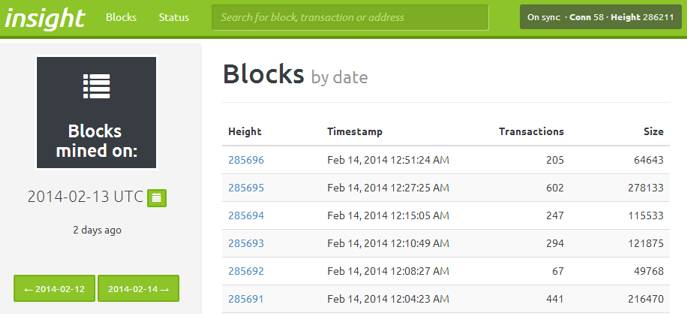 bitcore-explorers node wo bitcoin sicher kaufen