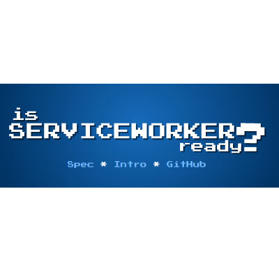 isserviceworkerready