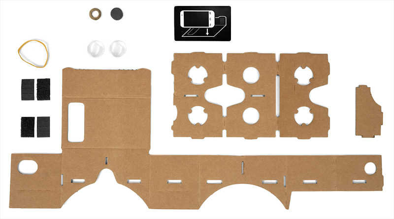 Cardboard Gets 3D Sound API