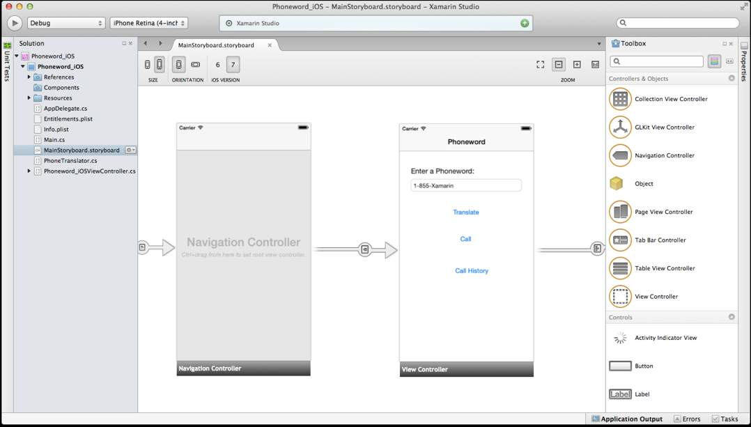 Xamarin 3 0 Released With Xamarin Designer for iOS and Xamarin Forms
