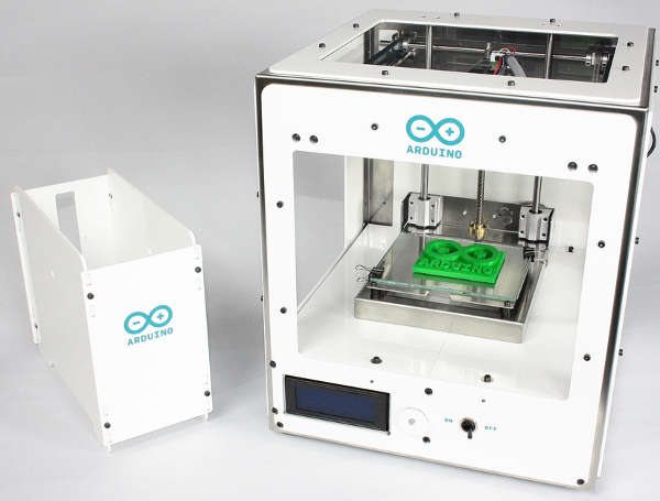 Arduino d printing and cnc machines