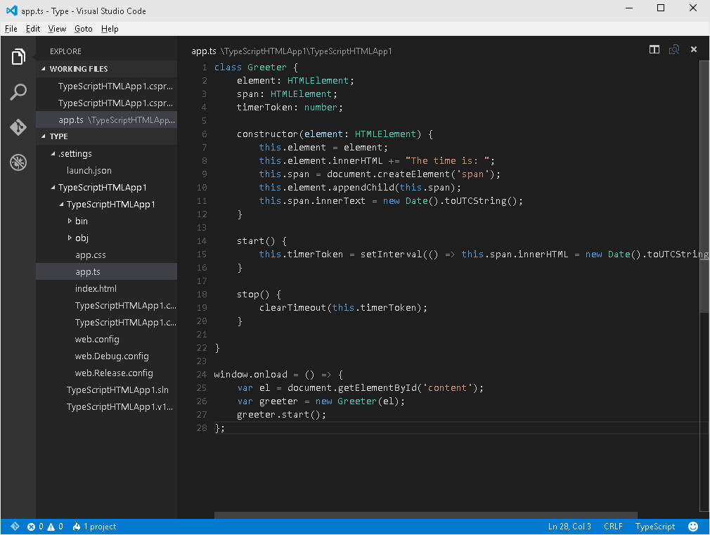Microsoft Releases Visual Studio Code IDE For Linux, Mac And