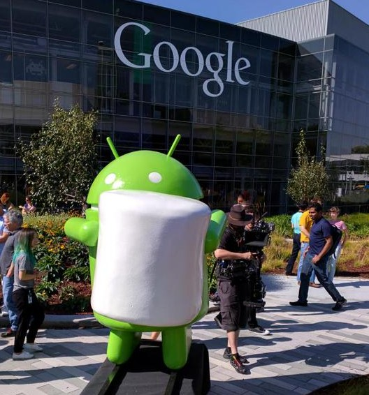 Android M Is Marshmallow Running Android 6.0