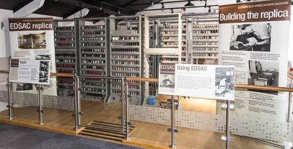 Integrating EDSAC