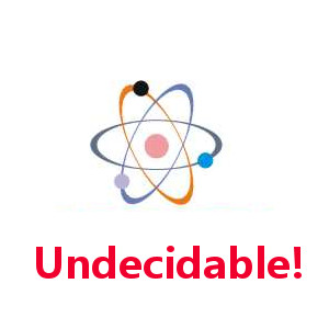 physicsundecidable