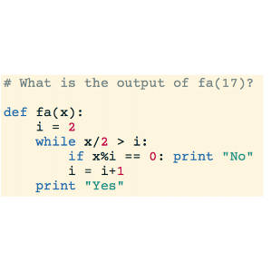 Does Syntax Coloring Work