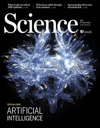 Ai Special Issue For Science Magazine