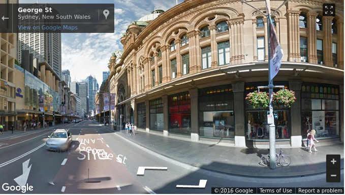 New StreetView Renderer For Google Maps API