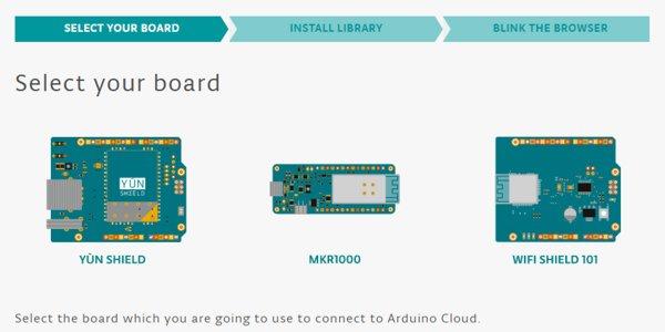 Introducing Arduino Create