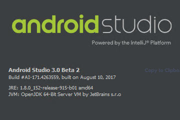latest version of android studio
