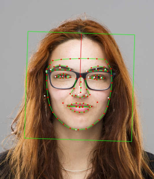 Diminutive form find your double facial recognition women Uzbekistan