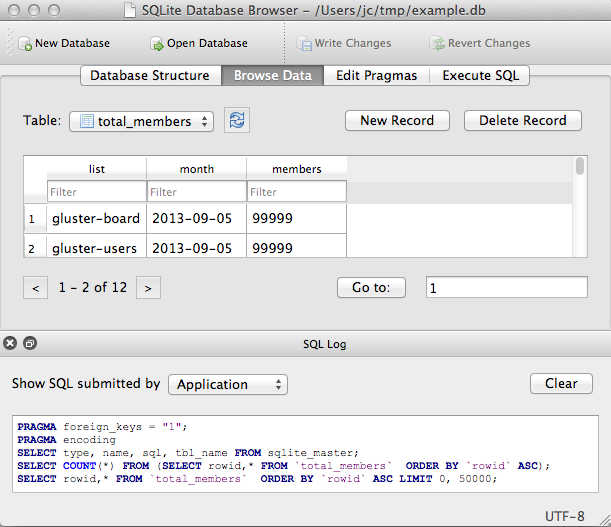 SQLite 3 17 Adds SHA1 Extension