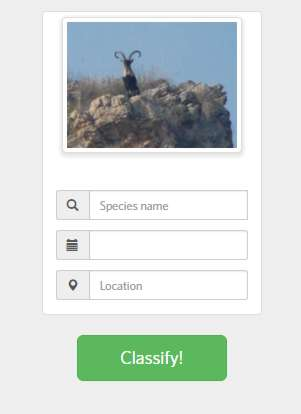 iNaturalist Launches Deep Learning-Based Identification App