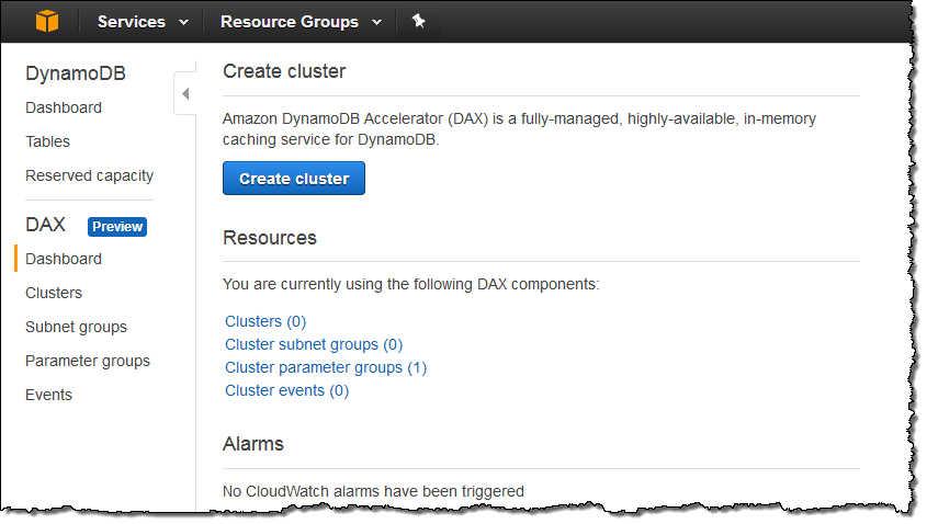 Amazon DynamoDB Accelerator Reaches Preview