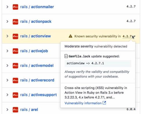 GitHub Adds Security Alerts