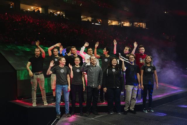 OpenAI Five Defeated But Undaunted