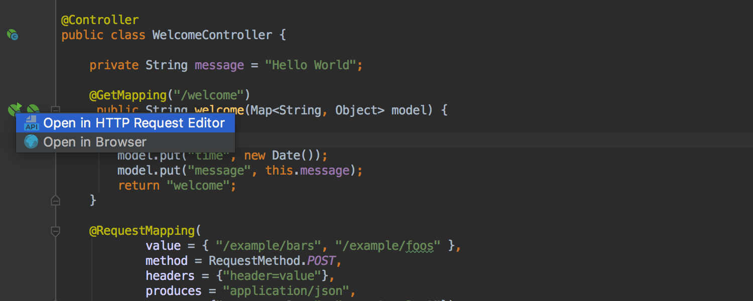 Spring Boot Framework Support In IntelliJ IDEA