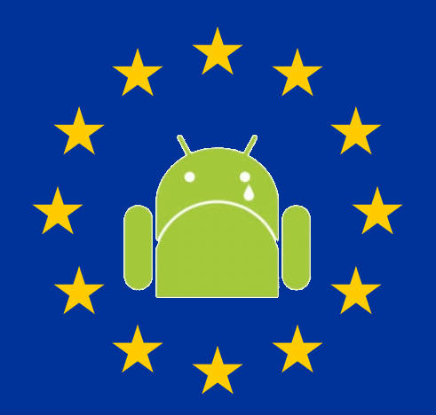 Google To Charge For Its Android Apps In The EU - Update