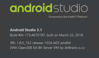 Android Studio 3 1 Released - Widgets Lost