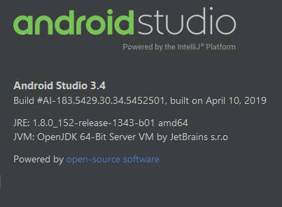Android Studio 3 4 - Trying Hard But No Bouquets