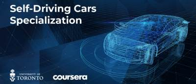 Coursera Self-Driving Car Specialization