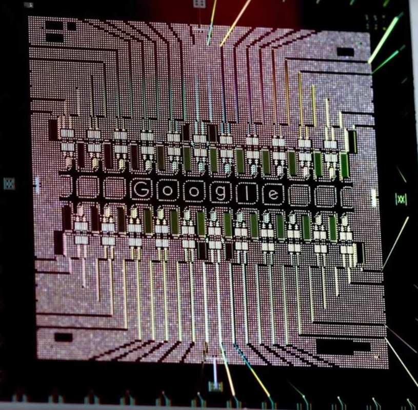 Google Takes On Quantum Computing