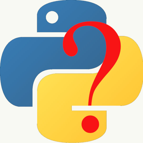 Programmer Puzzle - Python Swallows A Global