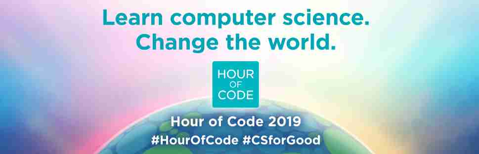 Image result for hour of code 2019