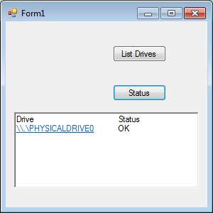 Disk Drive Dangers - SMART and WMI