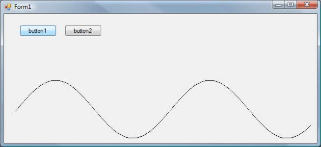 A C# Oscilloscope Display In Windows Forms
