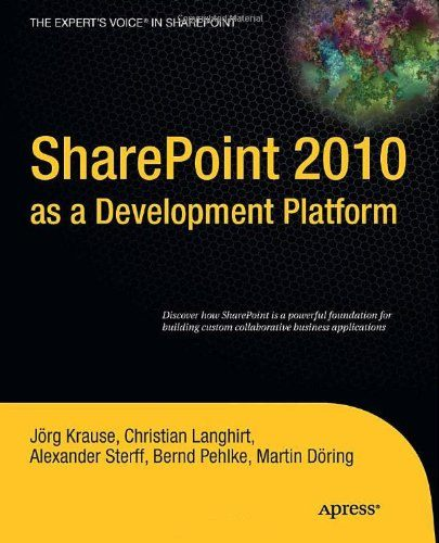 sp2010devplat